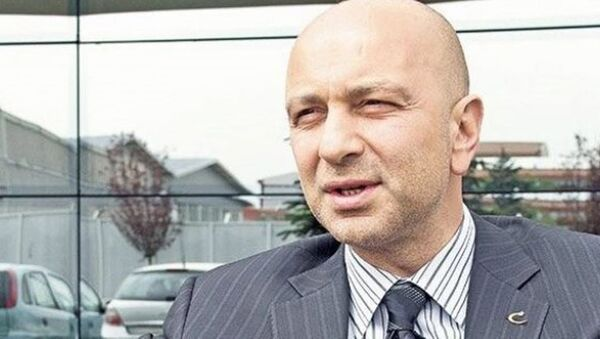 Koza-İpek Grubu'nun patronu Akın İpek - Sputnik Türkiye