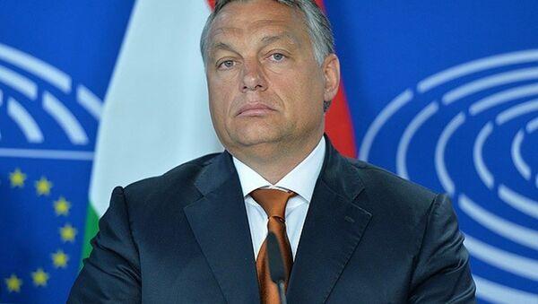 Macaristan Başbakanı Viktor Orban - Sputnik Türkiye