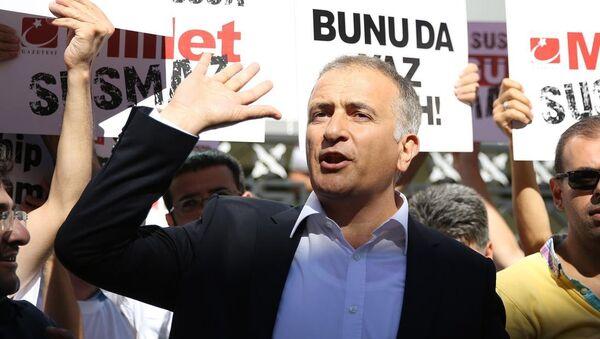 Ekrem Dumanlı - Sputnik Türkiye
