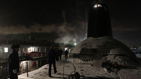Dmitriy Donskoy denizaltısı - Sputnik Türkiye