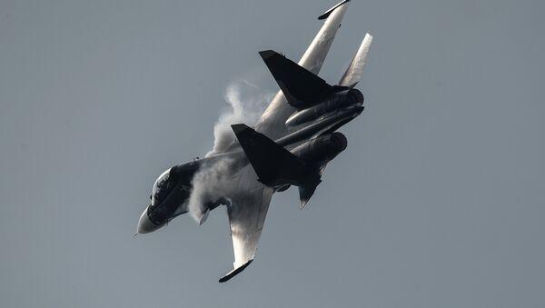 Su-30SM savaş uçağı - Sputnik Türkiye