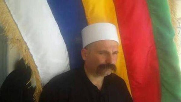 Dürzi lider Şeyh Vahid Belus - Sputnik Türkiye