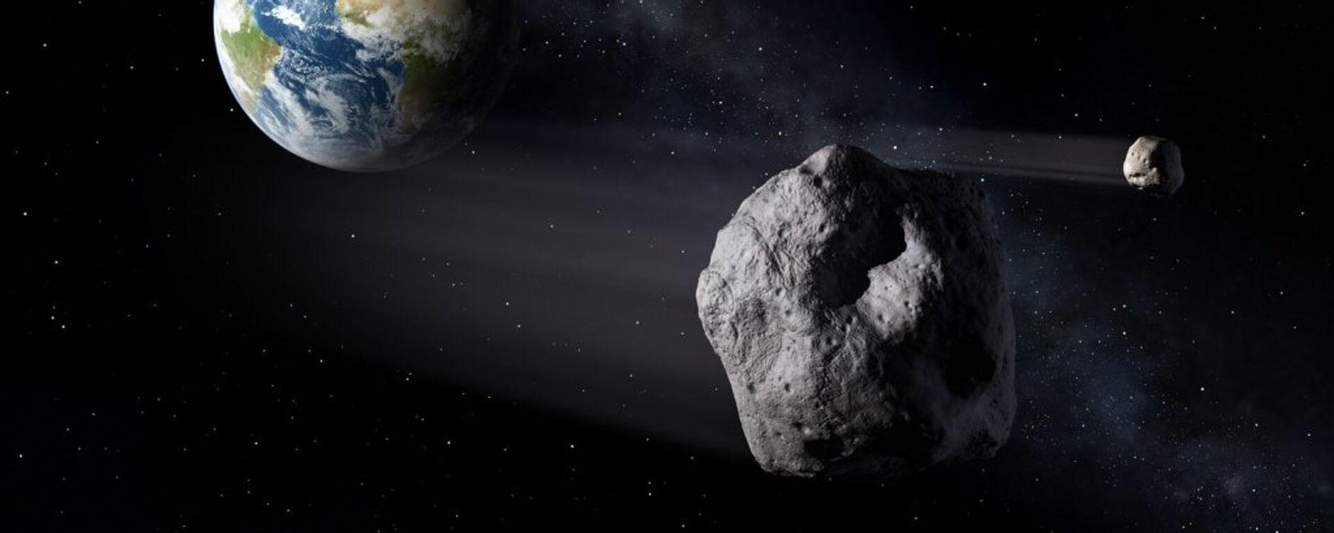 Dünya, asteroit - Sputnik Türkiye, 1920, 16.12.2020