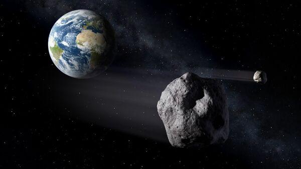 Dünya, asteroit - Sputnik Türkiye