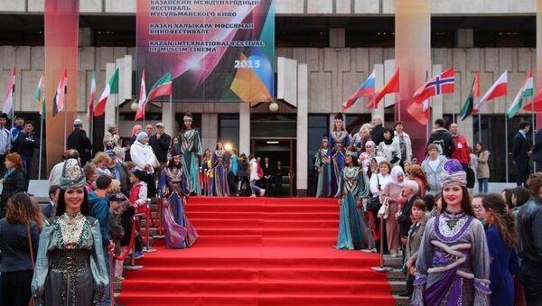 Kazan Müslüman Film Festivali - Sputnik Türkiye