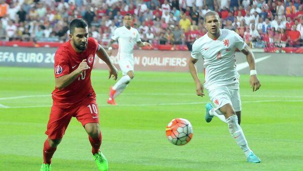 Türkiye-Hollanda maçı - Sputnik Türkiye