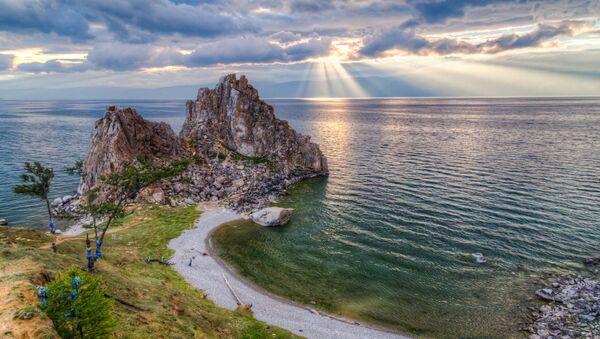Baykal Gölü - Sputnik Türkiye