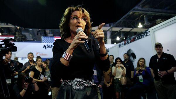 Sarah Palin - Sputnik Türkiye