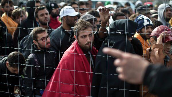 Suriyeli göçmenler - Sputnik Türkiye
