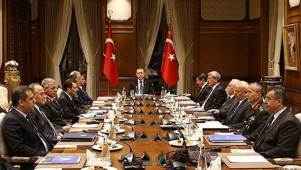 Cumhurbaşkanlığı zirvesi - Sputnik Türkiye