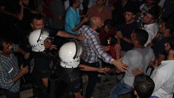 Malatya HDP saldırı - Sputnik Türkiye