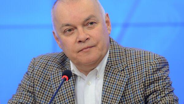 Rusya Bugün Genel Müdürü Dmitriy Kiselev - Sputnik Türkiye