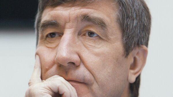 Rusya eski Yakıt ve Enerji Bakanı Yuriy Şafranik - Sputnik Türkiye