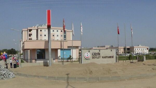Iğdır Devlet Hastanesi'nde bomba paniği - Sputnik Türkiye