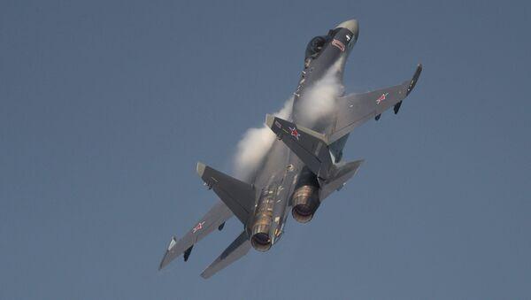 Su-35 avcı uçağı - Sputnik Türkiye