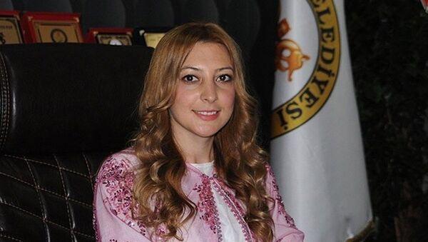 Eski Cizre Belediye Başkanı Leyla İmret - Sputnik Türkiye