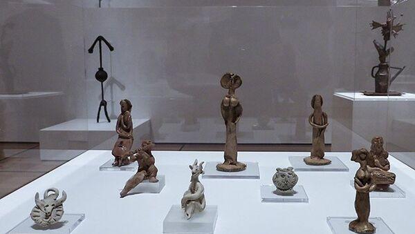Picasso heykel sergisi - Sputnik Türkiye