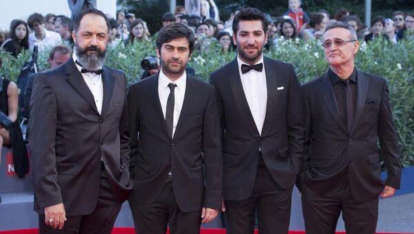 72. Venedik Film Festivali - Abluka - Sputnik Türkiye