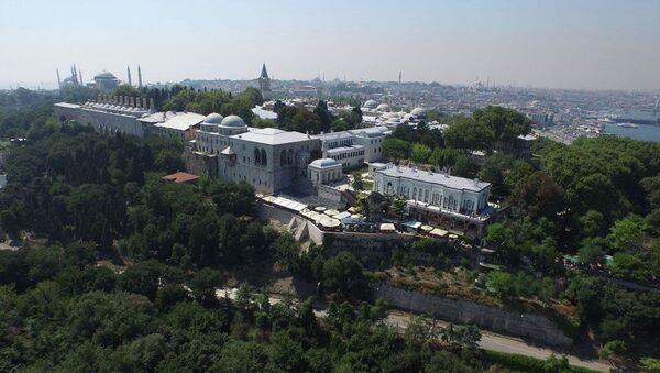 Ayasofya Müzesi ve Topkapı Sarayı - Sputnik Türkiye
