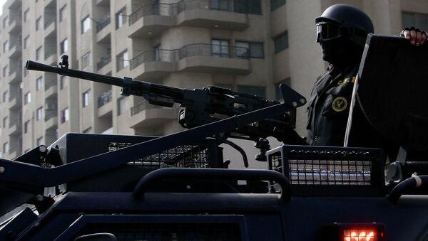 Mısır polisi - Sputnik Türkiye