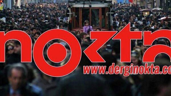 Nokta dergisi - Sputnik Türkiye