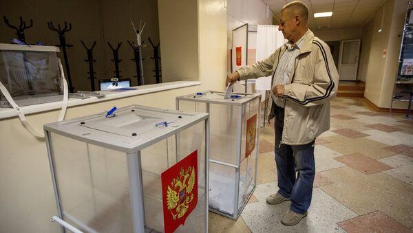 Rusya'da yerel seçim - Sputnik Türkiye