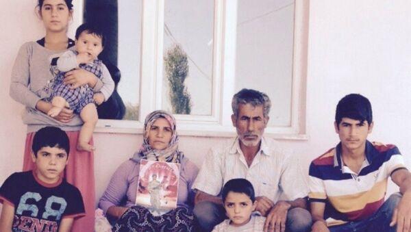 IŞİD'in kaçırdığı er Serter Taş - Sputnik Türkiye
