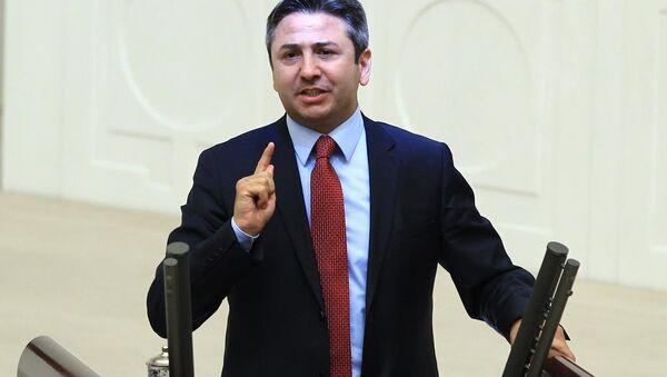 Ahmet Aydın - Sputnik Türkiye