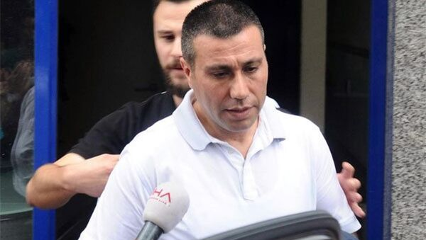 Nokta dergisi yazı işleri müdürü gözaltına alındı - Sputnik Türkiye