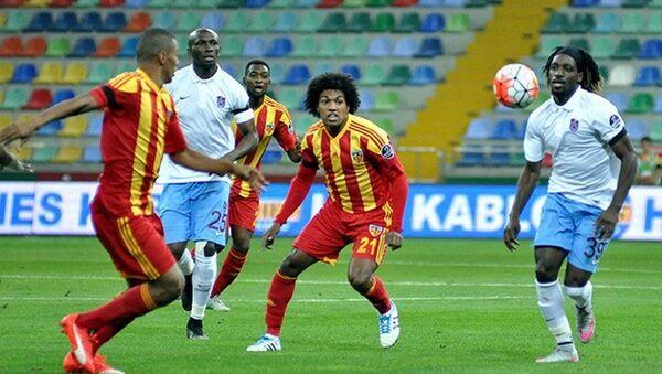 Trabzonspor-Kayserispor - Sputnik Türkiye