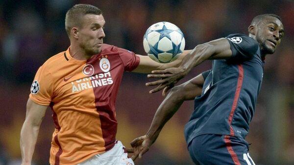 Galatasaray - Atletico Madrid - Sputnik Türkiye