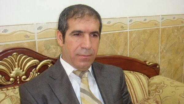 Kürdistan Demokratik Partisi sözcüsü Said Mamuzini - Sputnik Türkiye