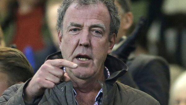 Jeremy Clarkson - Sputnik Türkiye