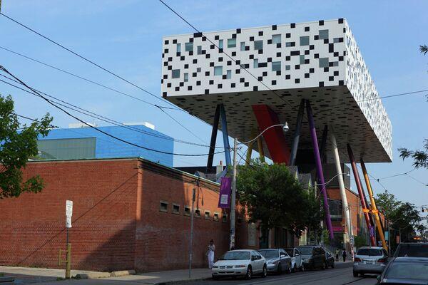 Sharp Centre for Design - Sputnik Türkiye