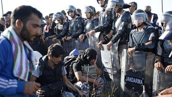 Edirne Suriyeli sığınmacılar - Sputnik Türkiye