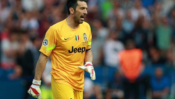 Ginaluigi Buffon-Juventus - Sputnik Türkiye