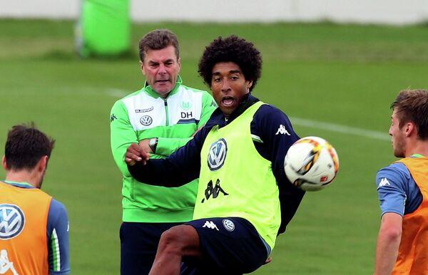 Dante Bonfim Costa Santos-Wolfsburg - Sputnik Türkiye