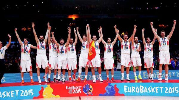 Eurobasket 2015 - Sputnik Türkiye