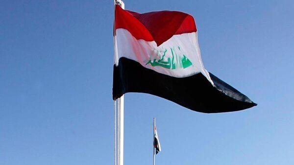 Irak bayrağı - Sputnik Türkiye