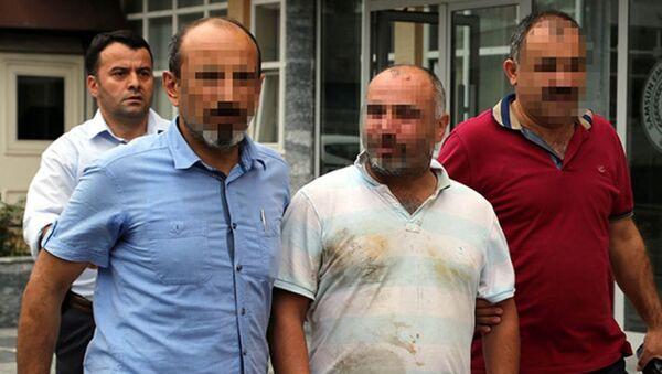 Bisiklet tamircisine Erdoğan'a hakaretten gözaltı - Sputnik Türkiye