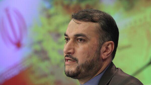 İran Dışişleri Bakan Yardımcısı Hüseyin Emir Abdullahiyan - Sputnik Türkiye