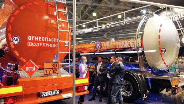 Türk firmasına Rusya'da büyük ilgi - Sputnik Türkiye