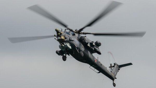 Mi-28NM helikopteri - Sputnik Türkiye