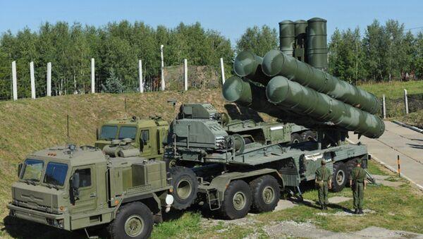 S-300 hava savunma sistemi - Sputnik Türkiye