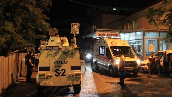 Bingöl'de saldırı - Sputnik Türkiye