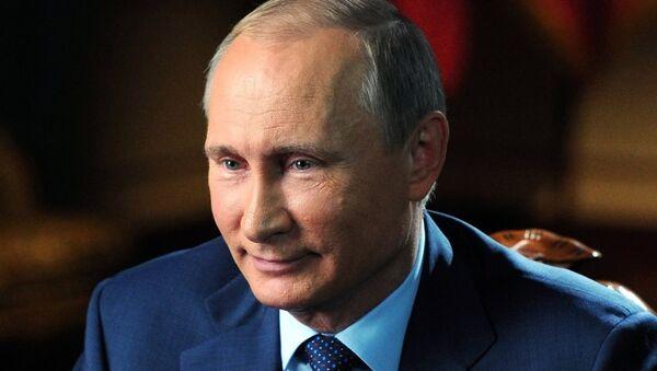 Rusya Devlet Başkanı Vladimir Putin CBS ve PBS'e röportaj verdi - Sputnik Türkiye