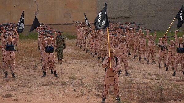 IŞİD-Suriye - Sputnik Türkiye