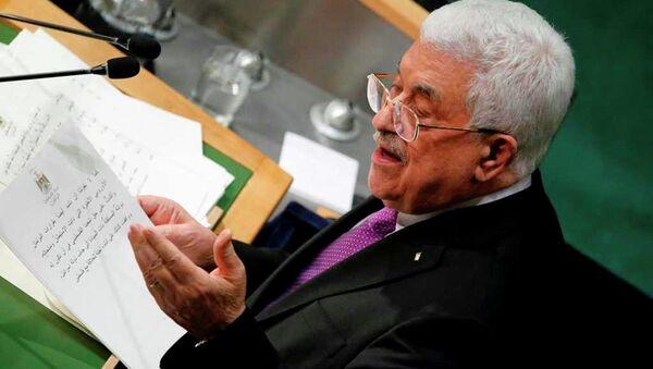 Mahmud Abbas - Sputnik Türkiye