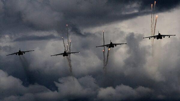Rus savaş uçağı - Sputnik Türkiye