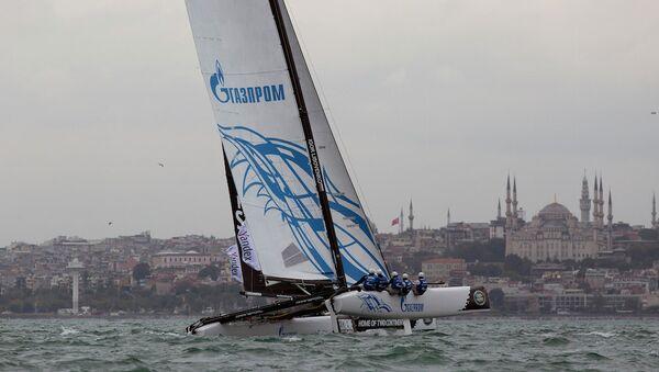 Gazprom Yelkenli - Sputnik Türkiye